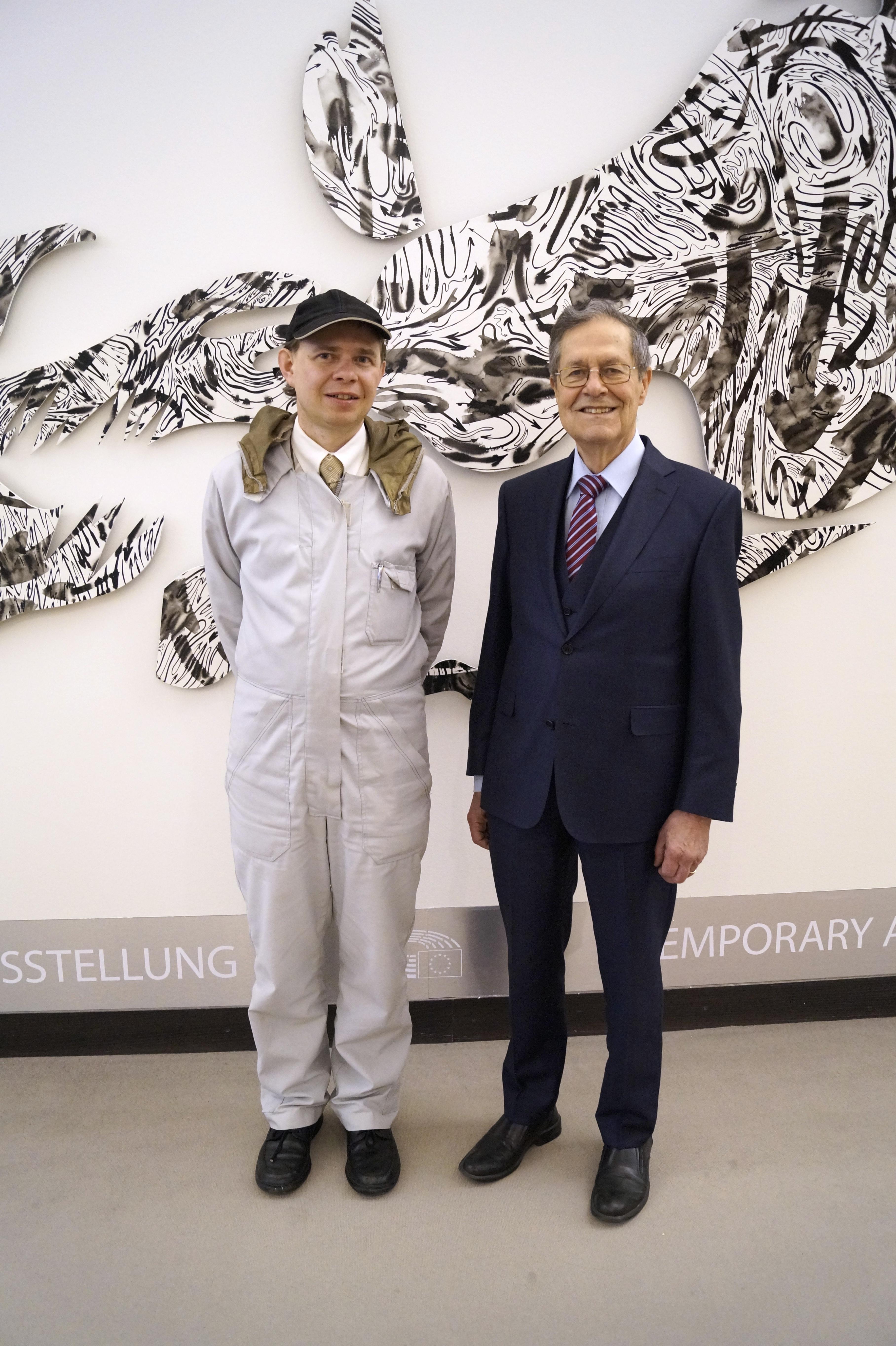Ulrich Weiner + Klaus Buchner