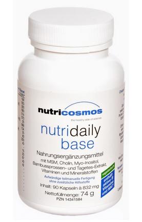 Nutridaily base