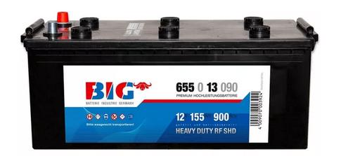 BIG Premium 12V 155Ah 900A DIN 65513